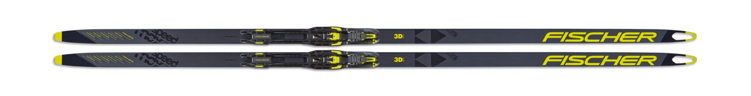 Fischer's Speedmax 3D Skis with World Cup IFP binding